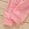 babies and toddlers pink jogging pants