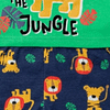 Baby boys lion jungle t-shirt, shorts & bib set by lily and jack