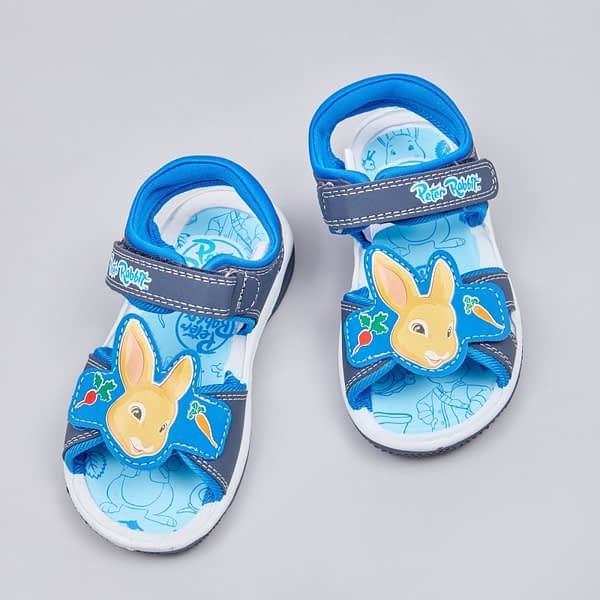 boys blue peter rabbit sandal