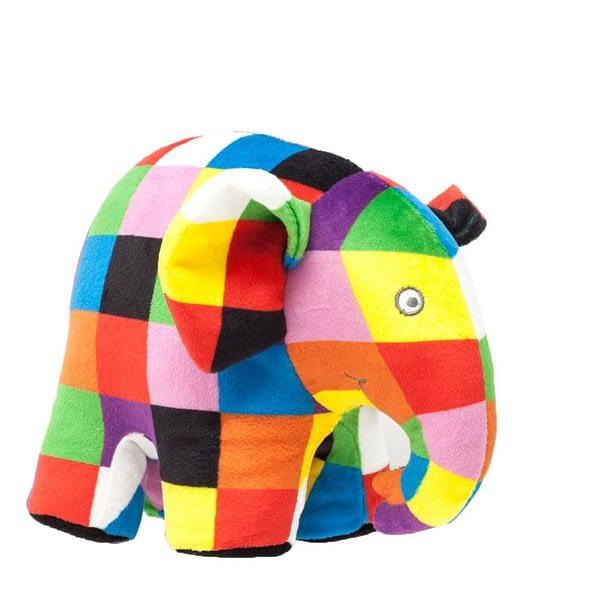 Elmer Elephant Soft Toy